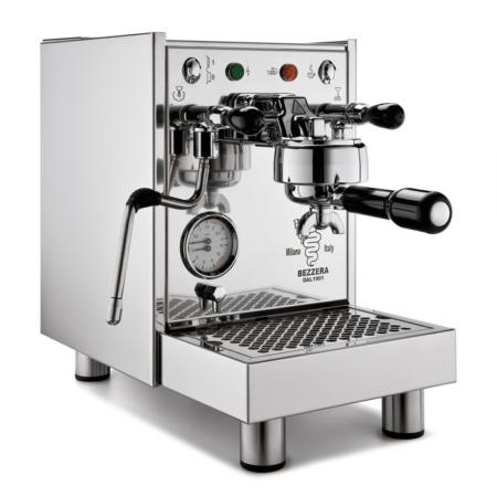 Aparat cafea espresso Bezzera BZ10 S PM, dozare din buton