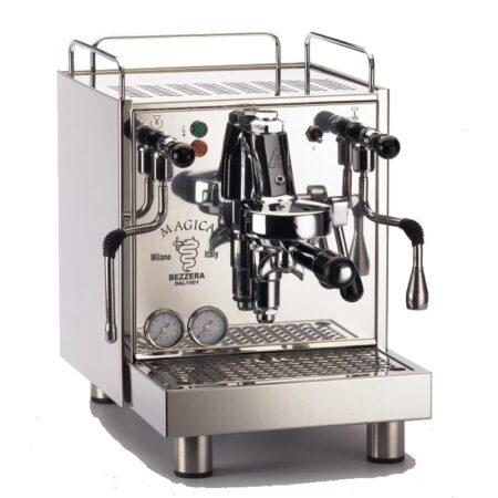 Aparat de cafea Bezzera MAGICA S MN, dozare manuală, rezervor de apă,