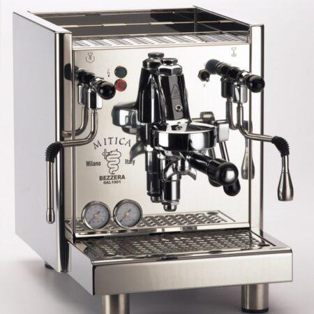 aparat de cafea Bezzera MITICA S MN cu doua manometre